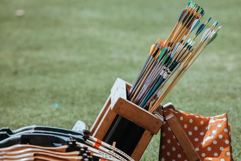 Kids Friendly Archery