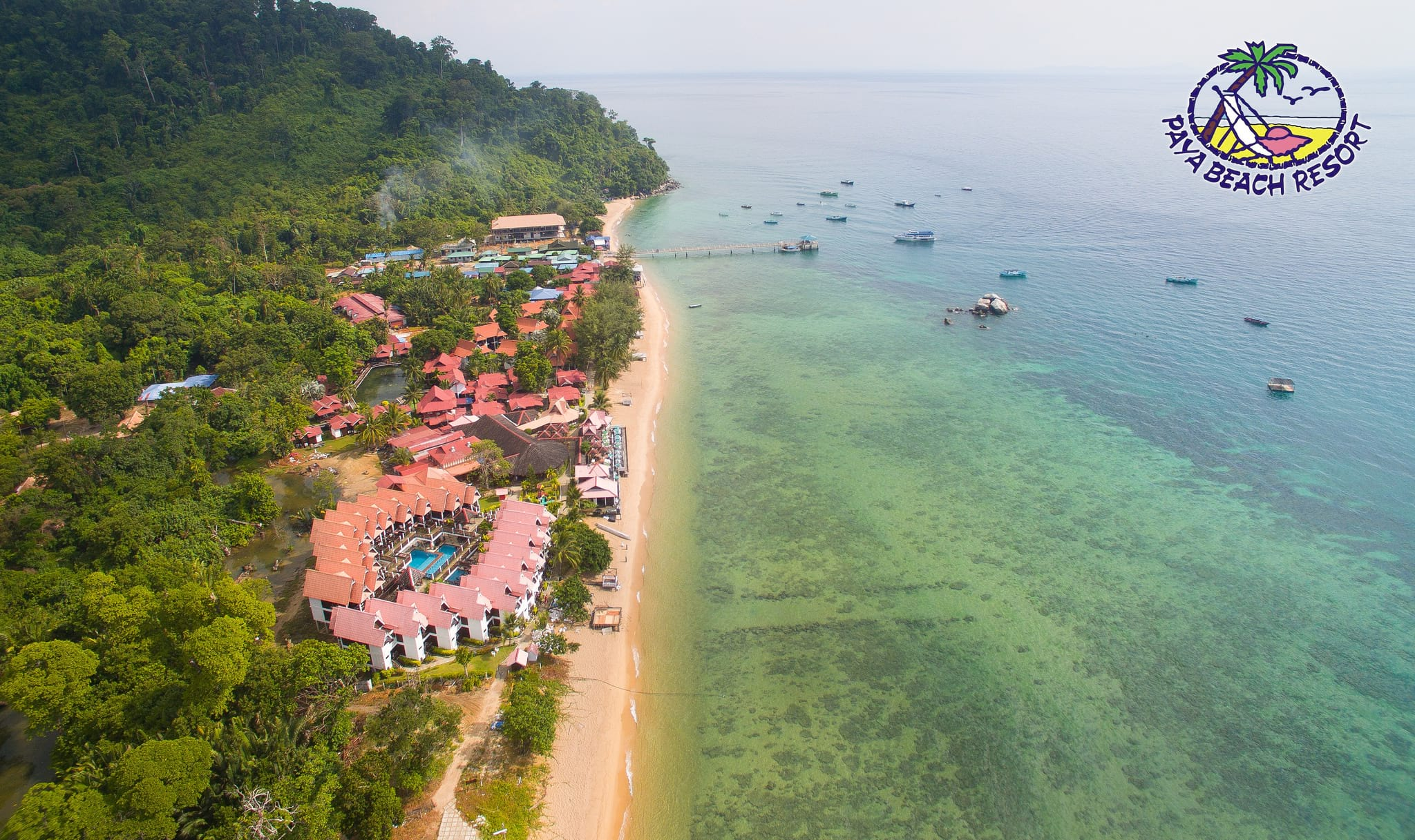 Everything you need to know about Tioman Island, Malaysia