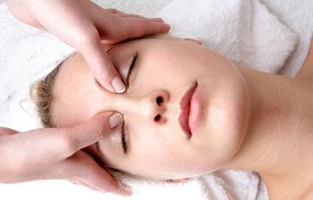 Eye Area Massage & Mask