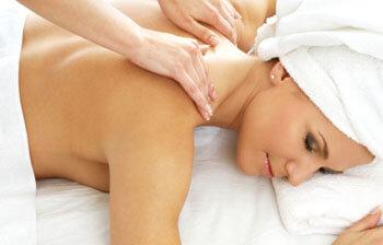Neck, Back & Shoulder Massage