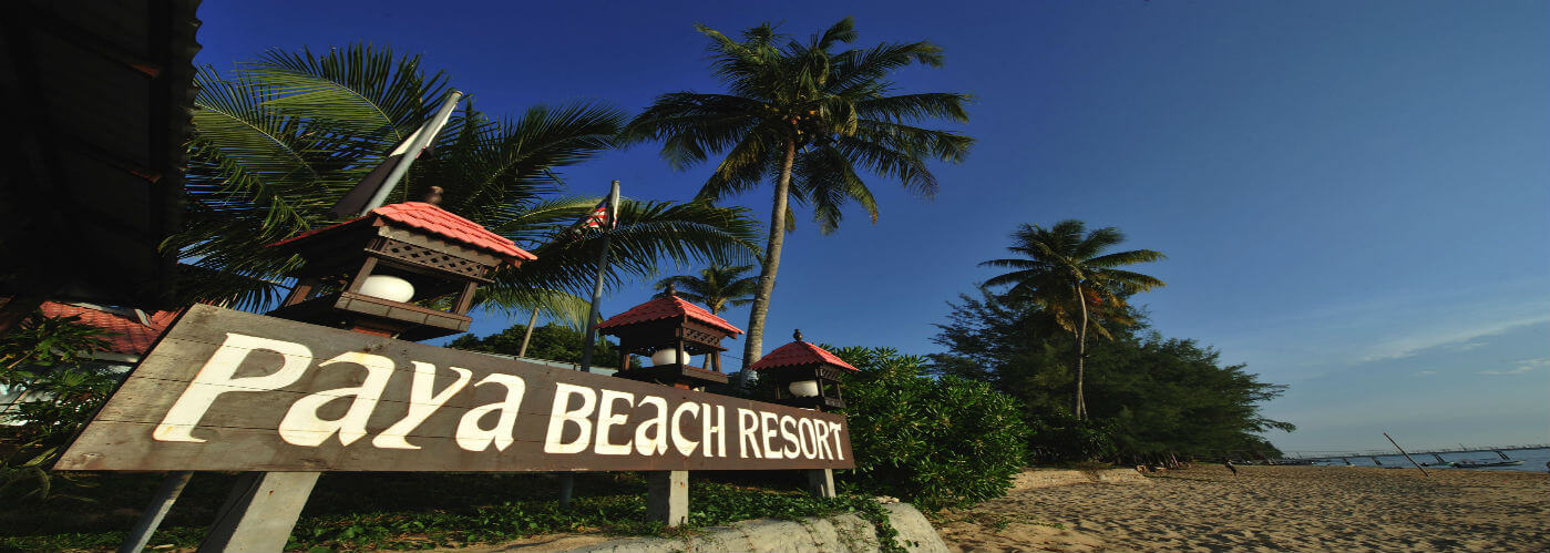 Pulau Tioman-paya beach resort