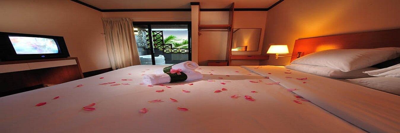 Hotel Pulau Tioman-deluxe suite beach front