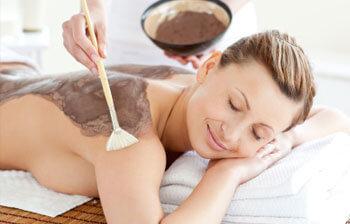 Herbal Body Scrub, Wrap & Bath