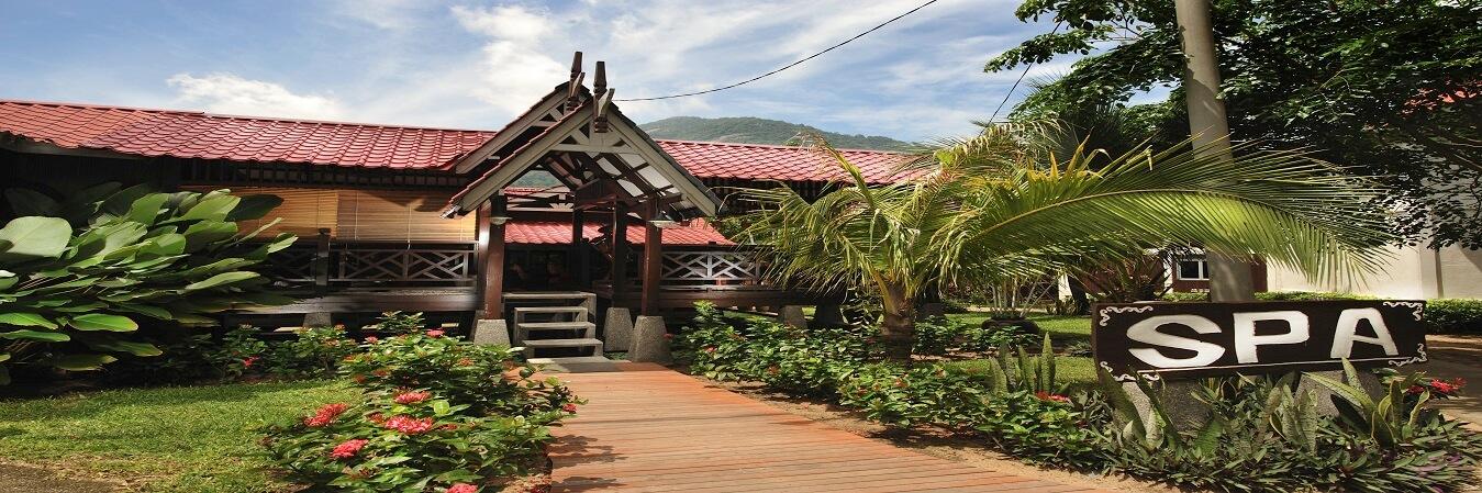 Package Pulau Tioman-tioman spa package