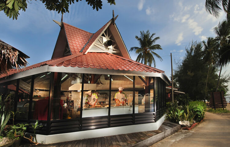 Paya Island Kitchen