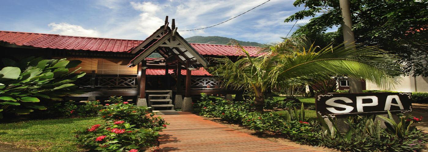 Pulau Tioman hotel-spa