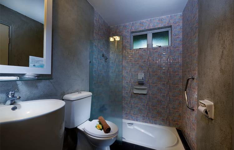 Indoor Toilet
