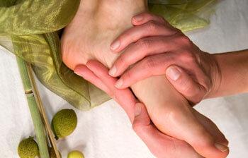 Foot Massage Class